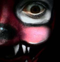 Foxy/ Five Nights At Freddy's Makeup