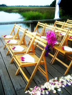 Wedding at the Cotton Dock by B.E. Bridal