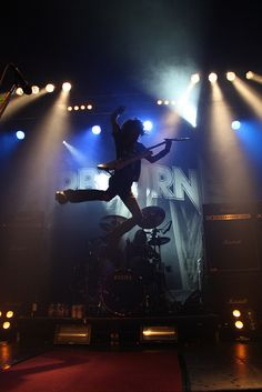 Airbourne - Manchester Academy by onlyjay09, via Flickr