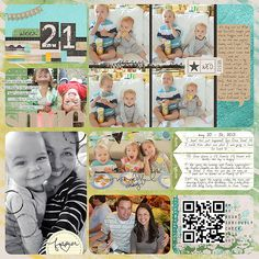 Project Life 2013 | Week 21
