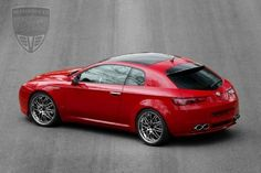 Image result for alfa romeo brera tuning