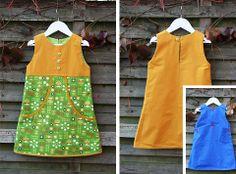 magnifiques patrons de couture pour enfants !!!!