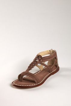 Bernardo Miran Flat Sandal...also in cafe, lavender, mocha, and nude