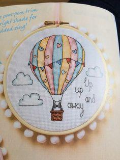 Hot Air Balloon // Unknown Source