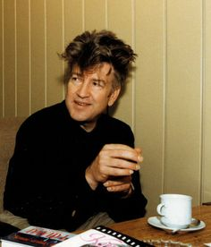 I think I subconsciously just cut my hair like young David Lynch. What a satisfying ego boost :)!