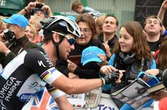 Tour of Britain 2014 stage seven gallery - Cycling Weekly-Mark Cavendish