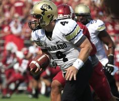 Football: CU Buffs stun Washington State for first win of season - Colorado Daily