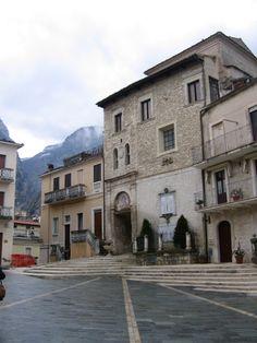 Fara San Martino, Abruzzo, Italy