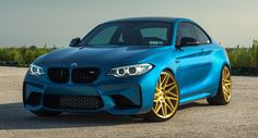 Best Auto Tuning Style : Illustration Description BMW Gets A Splash Of Gold Bmw M Series, Bmw 2, Buy Used Cars, Bmw Love, F22, Inspirations Magazine, Car Logos, Bmw Cars, Cars For Sale