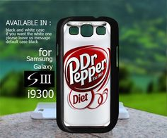diet dr pepper can - Samsung i9300 Galaxy s3   BestCover - Accessories on ArtFire