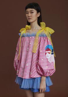 London Fashion Week - Leaf Xia