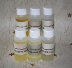 These people have the best fragrance oils. A little goes a long way!