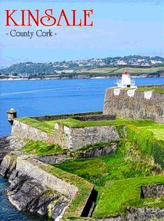 Kinsale-County-Cork-Ireland-United-Kingdom-Vintage-Travel-Advertisement-Poster