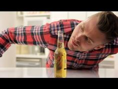 How To Open A Beer Bottle Without Touching It - Worst link bait ever. But you can't say it is unsuccessful because it has 1,384,669 view when I Pin this.