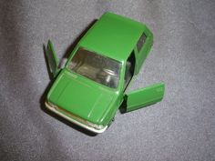 585B Mebetoys Mattel Italy A-86 Mini 90 Innocenti BLMC Vert 1/43 in Jouets et jeux, Véhicules miniatures, Autres | eBay