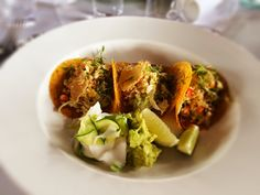 Raw and Vegan Tacos by Megan May of Little Bird Unbakery and Vitamix