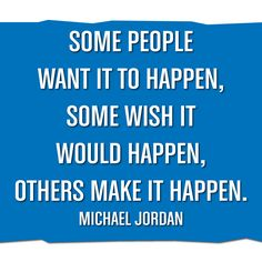 Playmakers make it happen! Make It Happen, Wish, Motivational, Shit Happens, Quotes, Sports, How To Make, Qoutes, Hs Sports