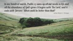 Psalms 23 - http://blog.peacebewithu.com/psalms-23/