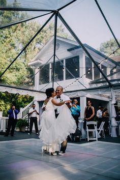 Esmeralda and Armando's 40 Guest Wedding at historic Mackey House. The Allens Photography. See more here.. @intimateweddings.com #2ndmarriages #smallweddings #realweddings