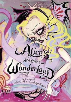 Alice in Wonderland Camille Rose Garcia // i have this book and it is soooo beautiful!