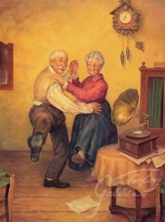 Shall we dance! Photo Zen, Photo D Art, Vieux Couples, Old Couples, Caleb Y Sofia, Growing Old Together, The Golden Years, Shall We Dance, Old Love