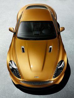 Aston Martin. @Deidré Wallace