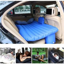 Car Travel Bed Car Travel Bed Car Mattress Automatic Inflatable Portable Foldable Tent Sleeping Pad Trunk Mat Travel Bed Car Mattress Camping Top Watermelons Automobiles & Motorcycles