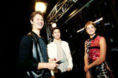 Shailene, Ansel & Nat #tfios