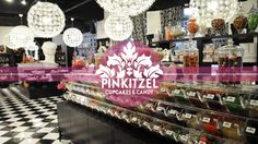 Bakery I want to visit--> Pinkitzel Cupcakes & Candy