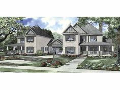 Luxury Style House Plans 14736 Square Foot Home 2 Story 9
