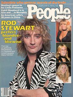 People magazine, February 5, 1979 — Rod Stewart
