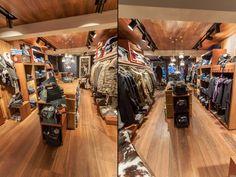 Jacob Cohen flagship store by Area 17, Courchevel   France denim