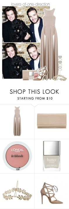 """♛ LIRRY ♛"" by lovers-of-one-direction ❤ liked on Polyvore featuring Payne, Jimmy Choo, L'Oréal Paris, Butter London, Topshop, Alejandro Ingelmo and Forever 21"