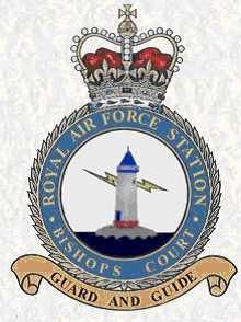 RAF Bishops Court (Northern Ireland) - Ground Comms Raf Bases, Military Insignia, Military Cap, War Jet, Badges, Raster To Vector, Air Force Aircraft, Square Photos, Coffee Lover Gifts