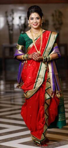Marathi Saree, Nauvari Saree, Places, Beautiful, Beauty, Art, Art Background, Kunst, Performing Arts