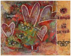 Be Known, Be Loved. https://www.etsy.com/listing/196686690/8x10-print-of-original-collage-art