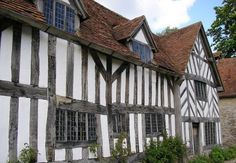 Stratford Upon Avon- The home of Shakespeare! It will take you about two hours from London via train.
