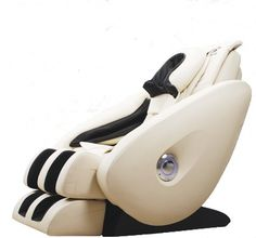A unique massage chair design equipped with the most advanced in total body massage care technology for maximum relaxation effects. Luxury to its Limits! Designed with 47 specialized airbags  for overall optimum massage feel.  Angle of laying:   95-170 degrees Angle of footrest: 0-105 degrees Timer setting:  15 minute automatic power off time - 220 volts – 50/60 Hz - 150 watts
