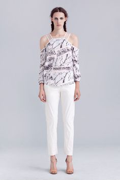 Kaelen Spring 2014 Ready-to-Wear Collection Slideshow on Style.com