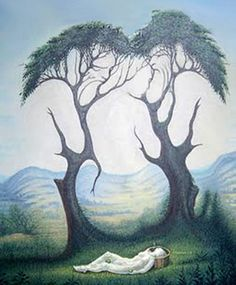 25 Tricky Optical Illusion Pictures – Find The Hidden Figures
