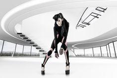 Love the work of Project Runway S10 designer Elena Slivnyak! #fashion #projectrunway #IIMUAHII