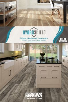 Floor Decor Has Top Quality Hydroshield Laminate At Rock Bottom Prices Let Us Help You With Your Home Improvement Project