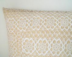French Tatting Crochet reworked with antique by Retrocollects £35 https://www.etsy.com/shop/Retrocollects