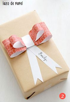 Especial ideas para envolver regalos - Taringa!