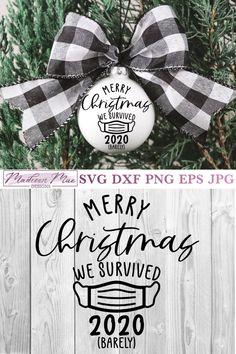 Merry Christmas, Christmas Quotes, Christmas Balls, Christmas Humor, Christmas Shirts, Christmas Crafts, Christmas Ornaments, Cricut Projects Christmas, Christmas Decals