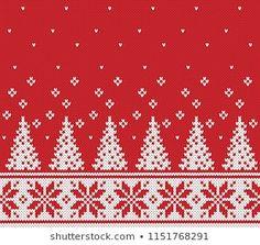 Norwegian Sweater Deer Fair Isle Seamless Stock-Vektorgrafik Lizenzfrei – Awesome Knitting Ideas and Newest Knitting Models Motif Fair Isle, Fair Isle Chart, Fair Isle Pattern, Fair Isle Knitting Patterns, Knitting Charts, Knitting Designs, Lace Knitting, Knitting Projects, Knit Crochet