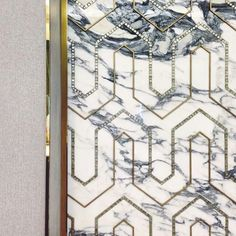Marble and Brass perfection