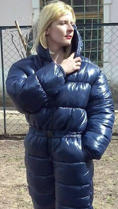 Winter Coats, Winter Jackets, Nylons, Down Suit, Puffy Jacket, Snow Pants, Cool Jackets, Wool Sweaters, 21st Century