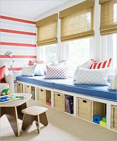 Playroom Design Ideas Kids Room Storage : 7 Inspiring Playroom Design Ideas | Top Home Ideas