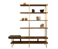 Sistemi scaffale | Mobili contenitori | Interval Shelf | Asher. Check it out on Architonic